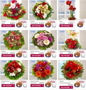 123-Blumenversand.de Deutschland Bsp Produkte