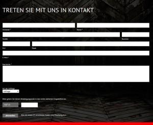 AA-Kaminwelt.de Deutschland Kontaktformular