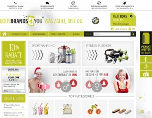 Bodybrands4you.de Deutschland