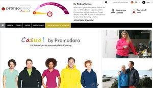 Casual-by-Promodoro.com Deutschland