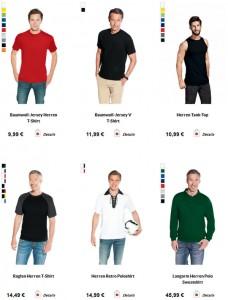 Casual-by-Promodoro.com Deutschland Bsp Produkte