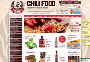 Chili-Shop24.de Deutschland