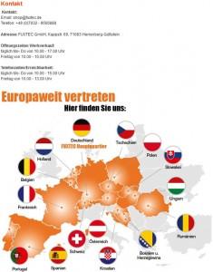 Fuxtec.de Deutschland Kontakt