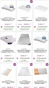 Livingselect.com Deutschland Bsp Produkte