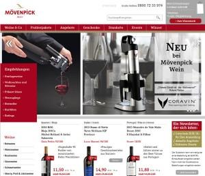 Moevenpick-Wein.de Deutschland