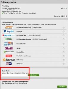 MMOGA.de Deutschland Gutschein