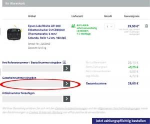 Office-Partner.de Deutschland Gutschein