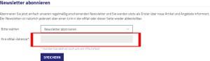 Office-Partner.de Deutschland Newsletter