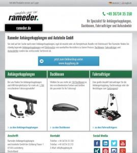 Rameder.de Deutschland