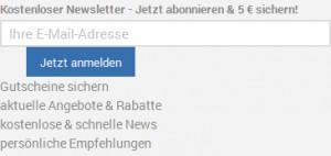 ValeoMed.de Deutschland Newsletter