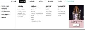 VideDressing.de Deutschland Bsp Produkte